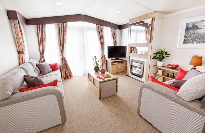 Three Bedroom Caravan