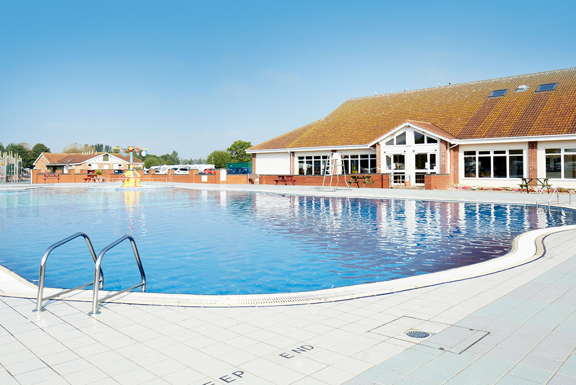 Outdoor Swimming Leisure Pool